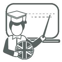 Наша команда – бывшие студенты учебных заведений Англии и Ирландии