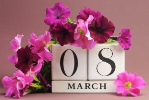 8 марта - Международный женский день!