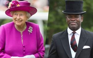 Адъютантом королевы впервые стал темнокожий