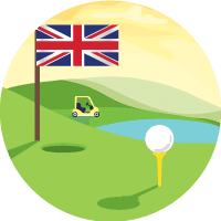 Гольф туры в Великобританию
