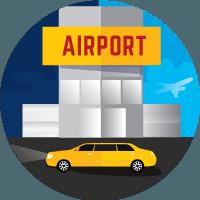 Трансферы из аэропортов Лондона